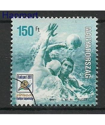 Węgry 2001 Mi spe 4679 Czyste **
