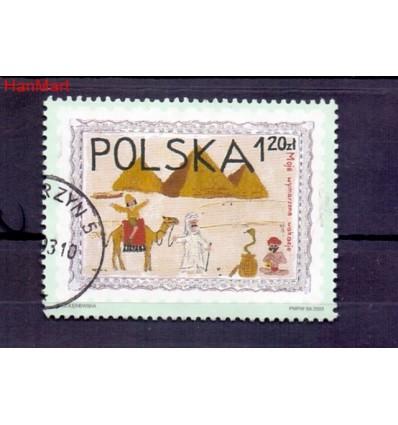 Polska 2003 Stemplowane