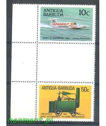 Antigua i Barbuda  Mi 179 Czyste **
