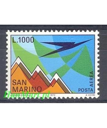 San Marino 1972 Mi 1016 Czyste **