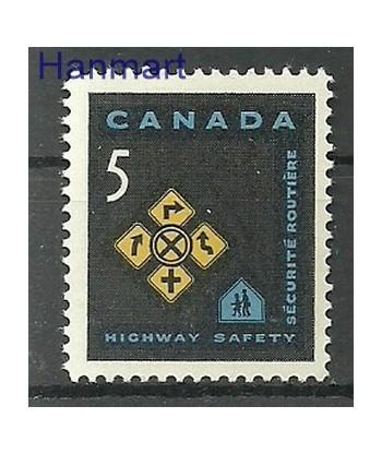 Kanada 1966 Mi 391 Czyste **