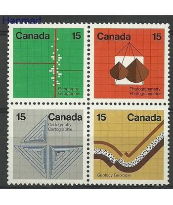 Kanada 1972 Mi  Czyste **