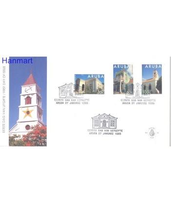 Aruba 1995 Mi  FDC