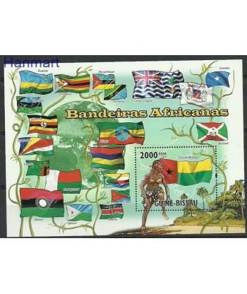 Gwinea Bissau 2010 Mi bl 831 Czyste **