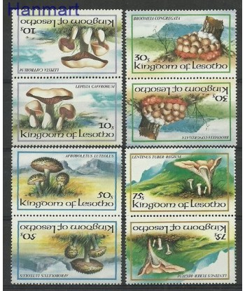 Lesotho 1983 Mi  Czyste **