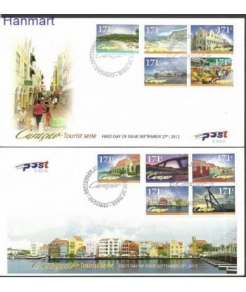 Curacao 2012 Mi 119-128 FDC