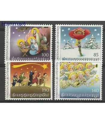 Liechtenstein 2015 Mi 1785-1788 Czyste **