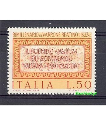 Włochy 1974 Mi 1463 Czyste **