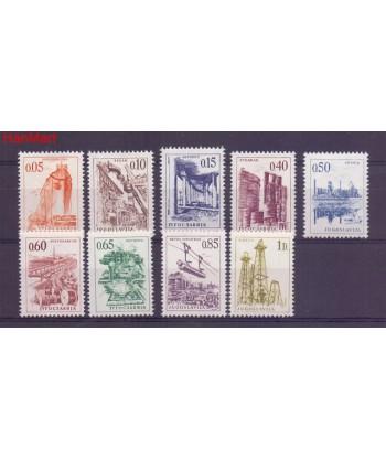 Jugosławia 1966 Mi 1164-1172 Czyste **