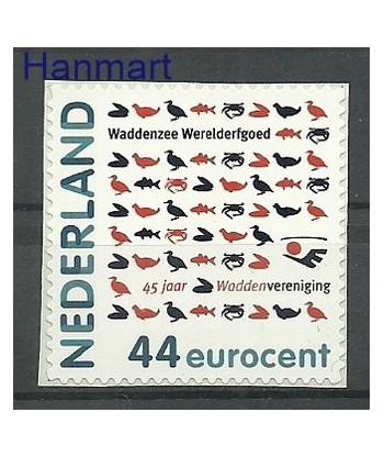 Holandia 2010 Mi 2725 Czyste **