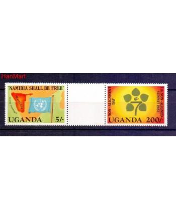 Uganda  Mi 374 Czyste **