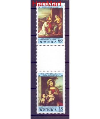 Dominika  Mi 432 Czyste **