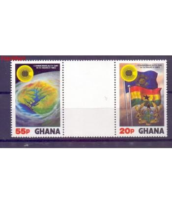 Ghana  Mi 459 Czyste **