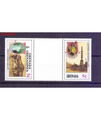 Grenada i Grenadyny  Mi 476 Czyste **