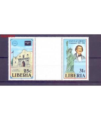 Liberia  Mi 521 Czyste **