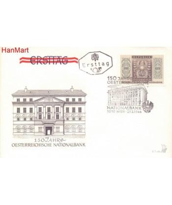 Austria 1966 Mi  FDC