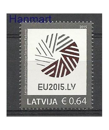 Łotwa 2015 Mi 928 Czyste **