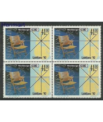Słowenia 1992 Mi vie 22 Czyste **