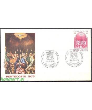 Watykan 1975 Mi  FDC