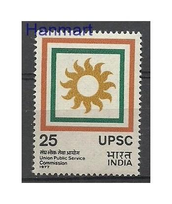 Indie 1977 Mi 738 Czyste **