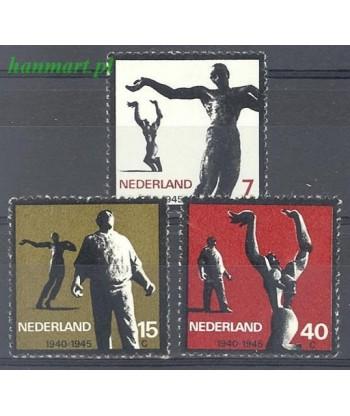 Holandia 1965 Mi 836-838 Czyste **