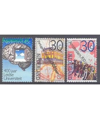 Holandia 1975 Mi 1043-1046 Czyste **