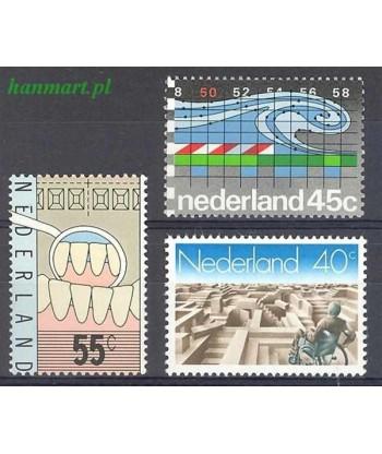 Holandia 1977 Mi 1106-1108 Czyste **