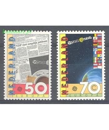 Holandia 1983 Mi 1232-1233 Czyste **