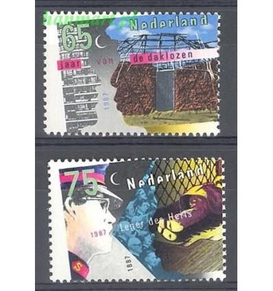 Netherlands 1987 Mi 1311-1312 MNH