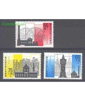 Holandia 1987 Mi 1315-1317 Czyste **