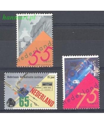 Holandia 1991 Mi 1406-1408 Czyste **