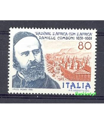 Włochy 1981 Mi 1742 Czyste **