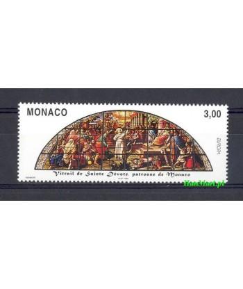 Monako 1998 Mi 2403 Czyste **