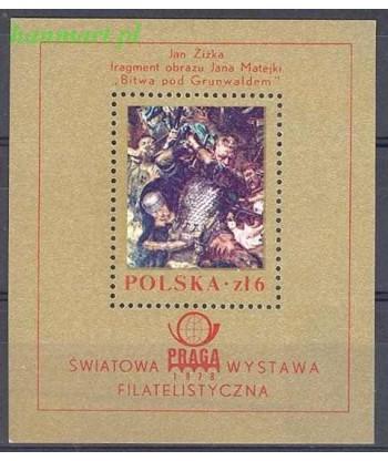 Polska 1978 Mi bl 73 Czyste **
