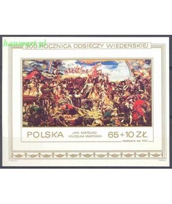 Polska 1983 Mi bl 93 Czyste **