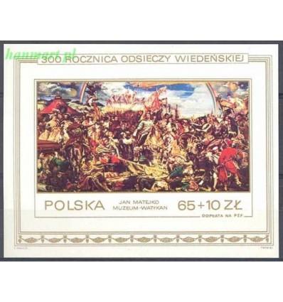 Polska 1983 Mi bl 93 Fi bl 123 Czyste **