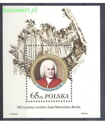 Polska 1985 Mi  Czyste **