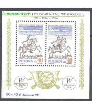 Polska 1986 Mi bl 101 Czyste **