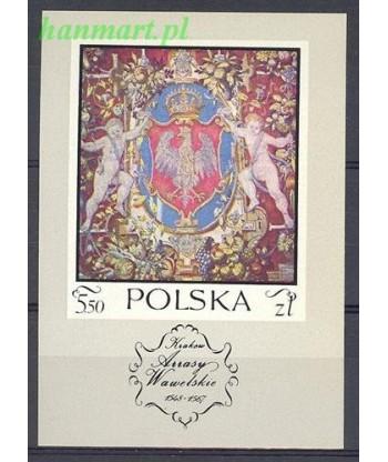 Polska 1970 Mi bl 43 Czyste **