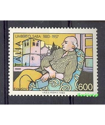 Włochy 1983 Mi 1828 Czyste **