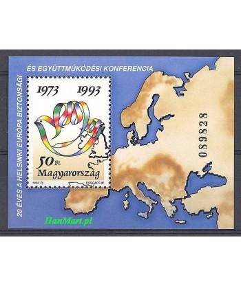Węgry 1993 Mi bl 226 Czyste **