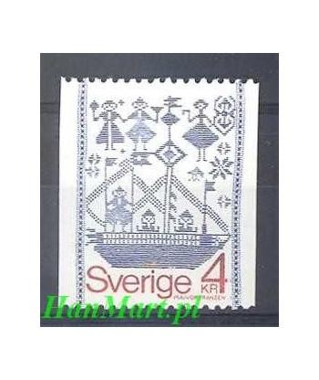 Szwecja 1979 Mi 1056 Czyste **