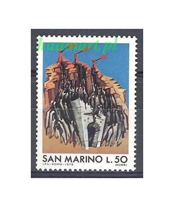 San Marino 1975 Mi 1087 Czyste **