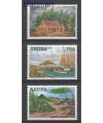 Aruba 2006 Mi 365-367 Czyste **