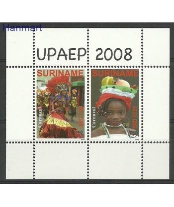 Surinam 2008 Mi bl 105 Czyste **
