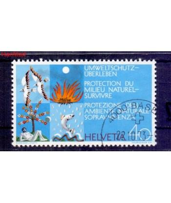Szwajcaria 1972 Mi  Z podlepka *