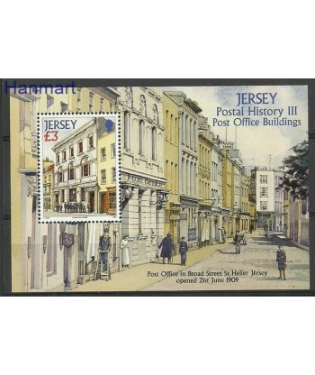 Jersey 2009 Mi bl 78 Czyste **