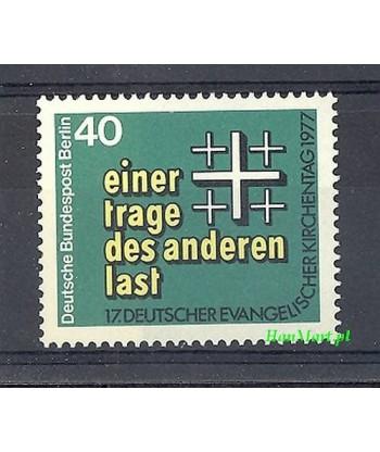Berlin Niemcy 1977 Mi 548 Czyste **