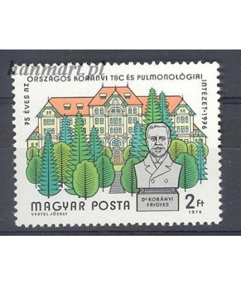 Węgry 1976 Mi 3156 Czyste **