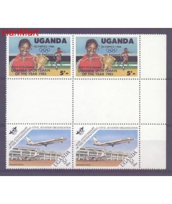 Uganda  Mi 626 Czyste **